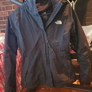 Women's Northface Boundary Triclimate Jacket